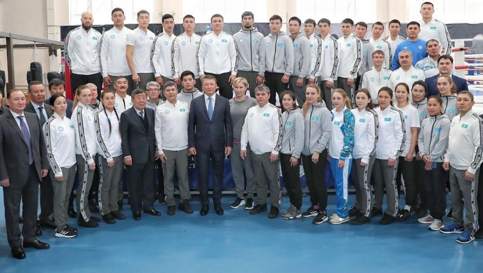 Тимур Құлыбаев: Сіздер әлемдегі ең мықты құрамалардың бірісіздер
