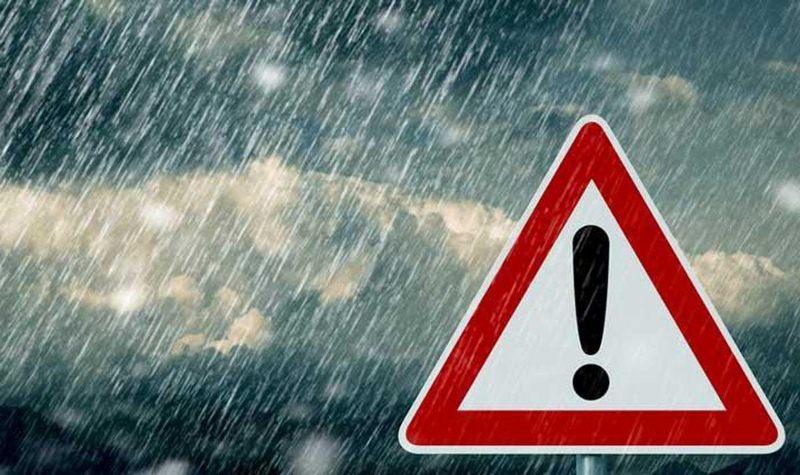 В трёх областях Казахстана объявлено штормовое предупреждение