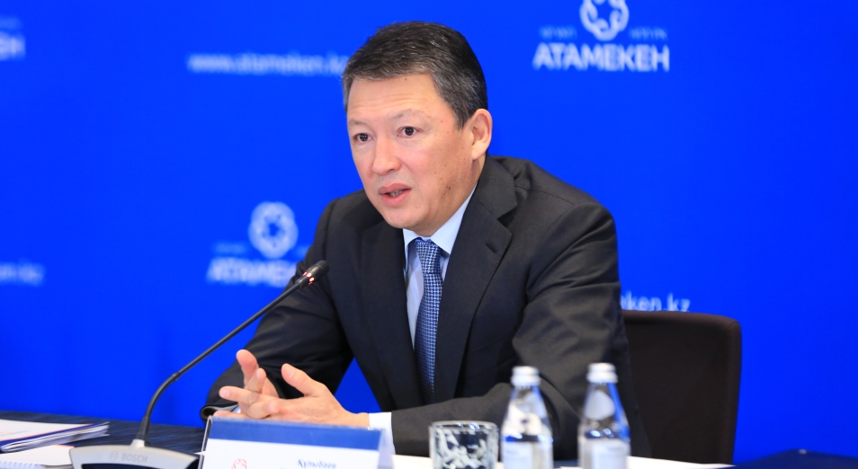 Дополнительные стимулы помогут МСБ выйти из тени – Тимур Кулибаев