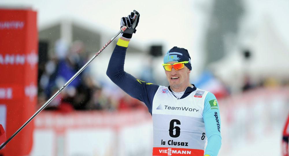 FIS отстранила от соревнований казахстанского лыжника Полторанина, подозреваемого в допинге