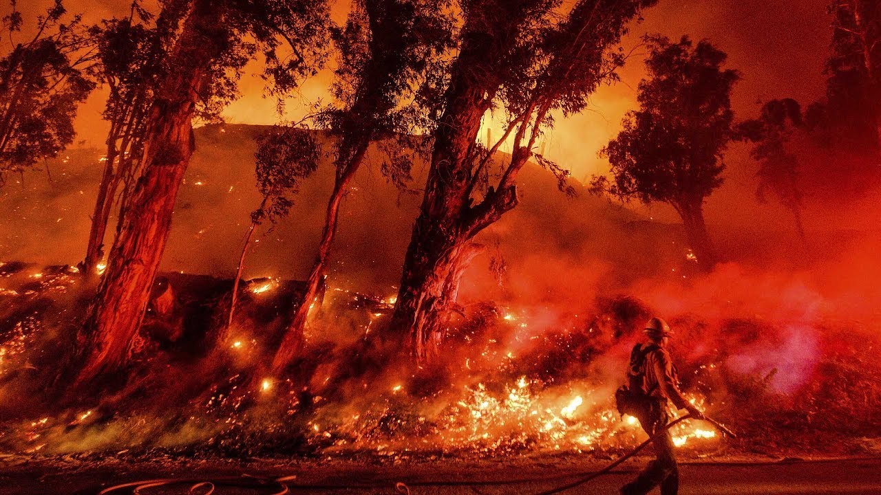 Непрекращающиеся пожары в Австралии привели к сильному загрязнению воздуха и к проблемам со здоровьем населения