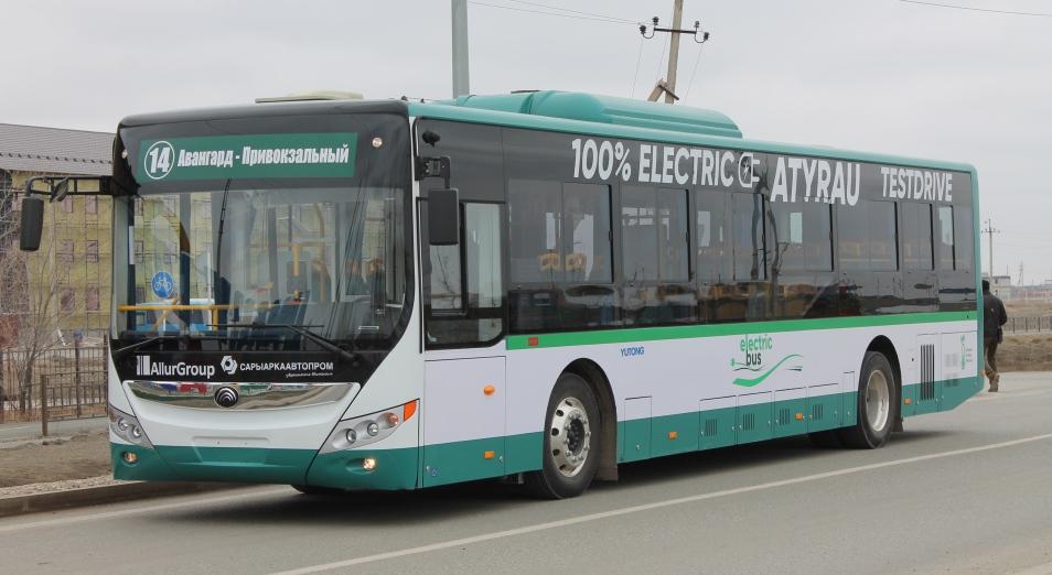 Автобус нового поколения