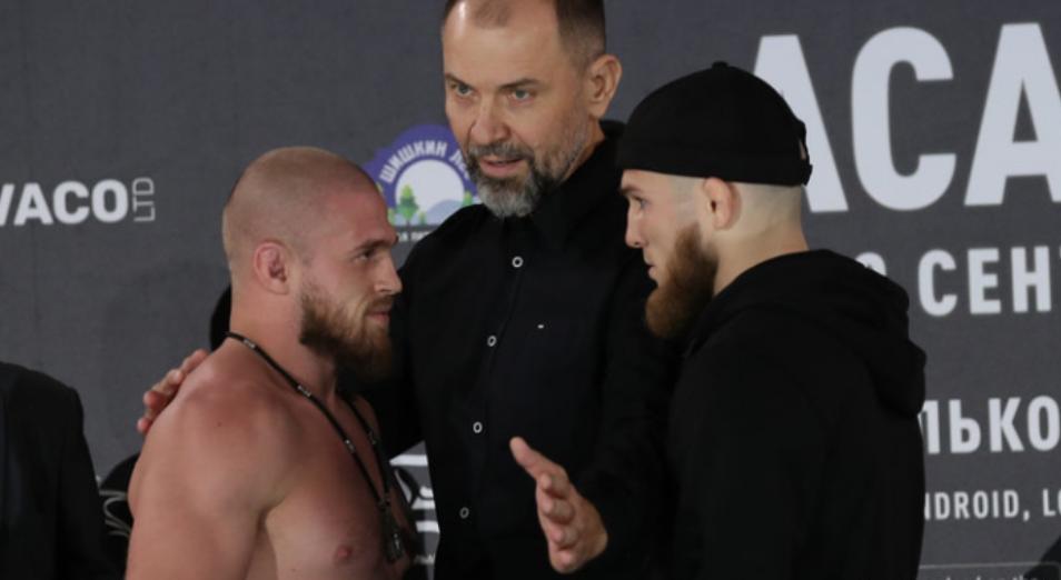 Раисов готов к реваншу с Резниковым