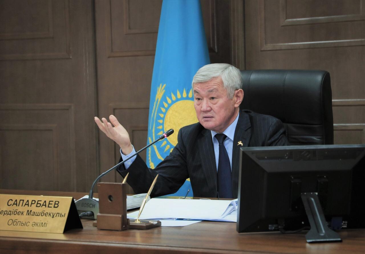 """Бердыбек Сапарбаев: """"Мы привыкли говорить высокими словами. А это не нужно"""""""