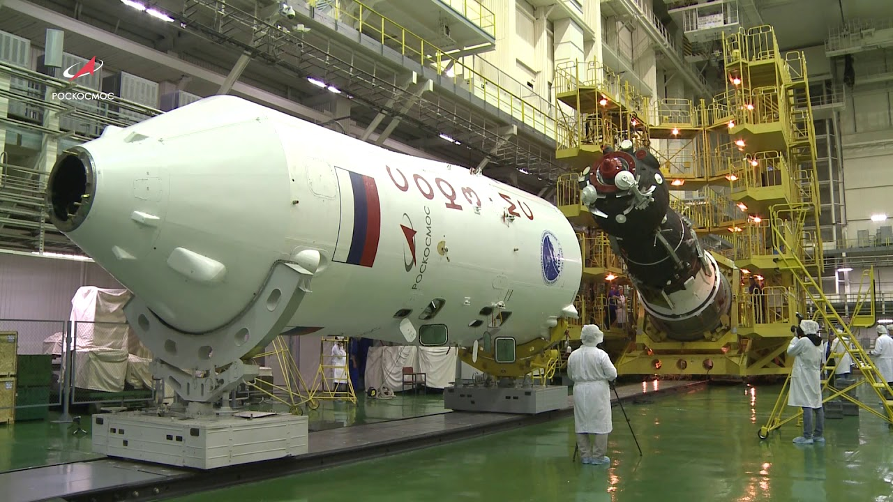 Международная космическая экспедиция отправится с Байконура на МКС