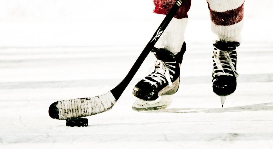 Старт XXIX чемпионата Казахстана по хоккею отложен