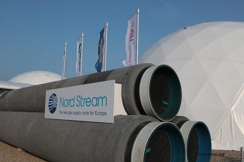 Nord Stream 2 разработала маршрут газопровода в обход Дании