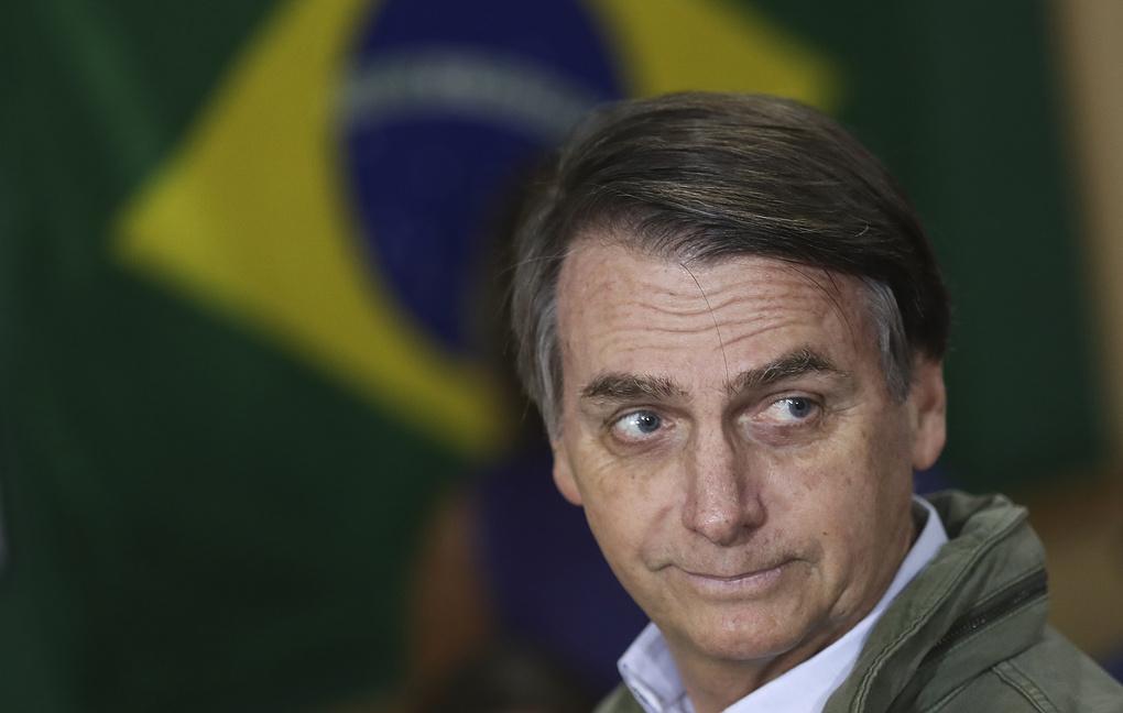 В Бразилии пройдёт инаугурация президента Болсонару