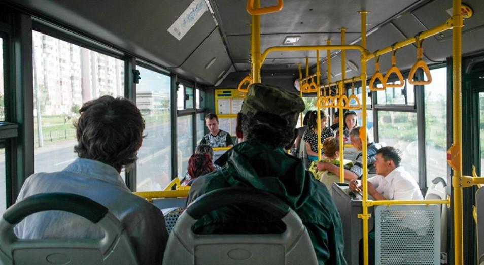 Омбудсмен РК провёл мониторинг работы общественного транспорта г. Астаны