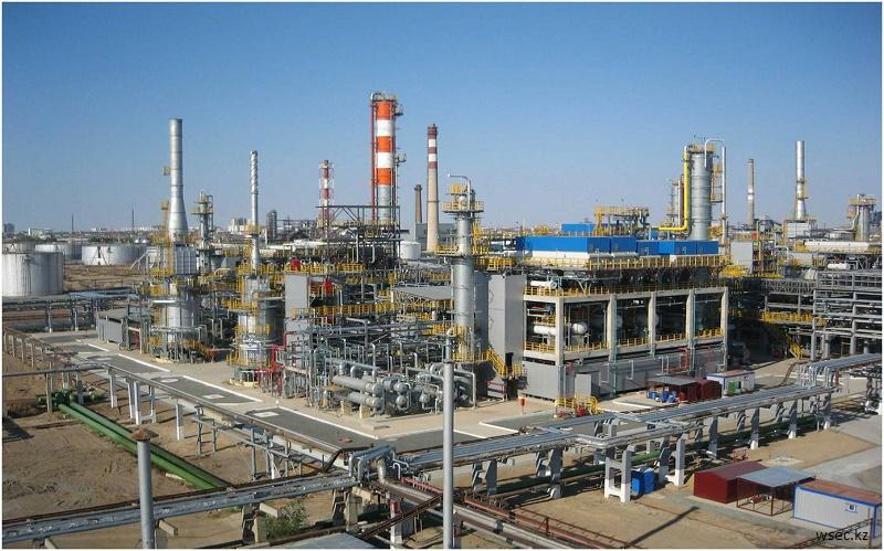 ШНПЗ начал выпуск продукции на установке каталитического крекинга