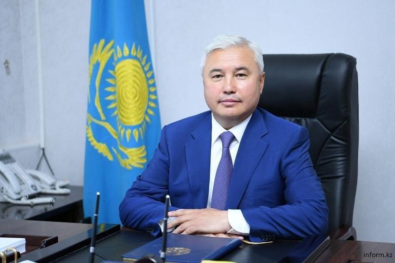 Кайрат Нукенов назначен первым замакима Туркестанской области