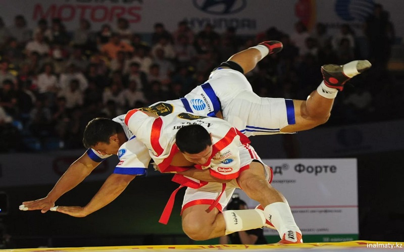 Иностранцы будут судить чемпионат Азии по қазақ күресі