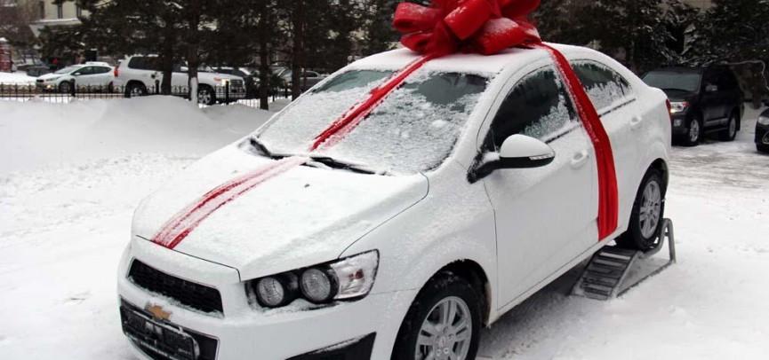 Авто за товарный чек: определён победитель совместной акции НПП и Комитета госдоходов