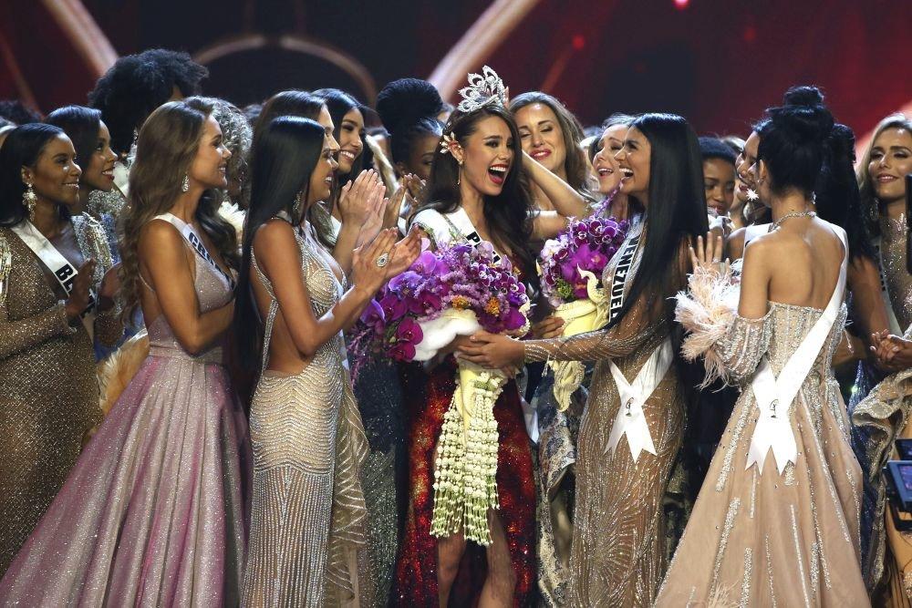 """""""Мисс Вселенная – 2018"""" стала представительница Филиппин"""