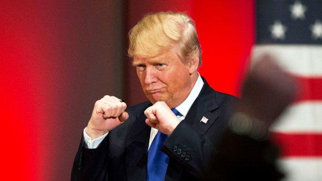 Трамп вновь заявил о намерении переизбраться на должность президента США