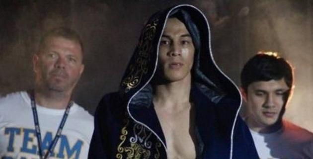 Жүкембаев Golden Boy Promotions атынан жұдырықтасуы мүмкін