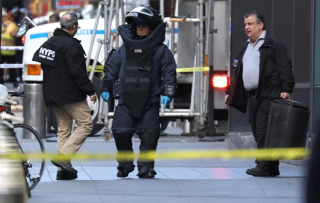 Обаме, Клинтон и экс-главе ЦРУ Бреннону прислали посылки с бомбами