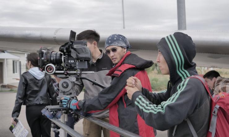 Мюзикл I Love Taldykorgan сняли казахстанские кинематографисты