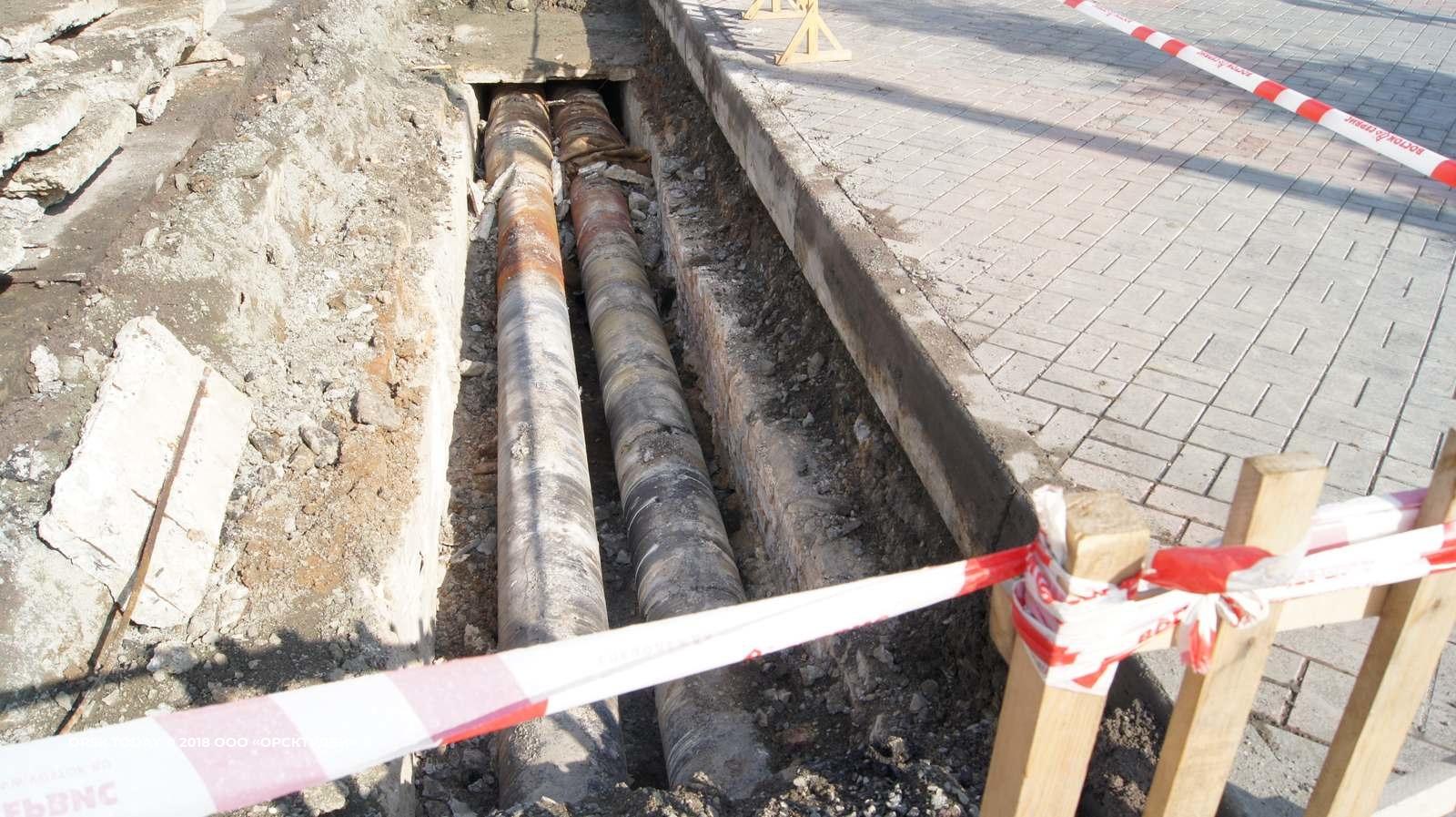 Теплосети в Петропавловске изношены на 65%