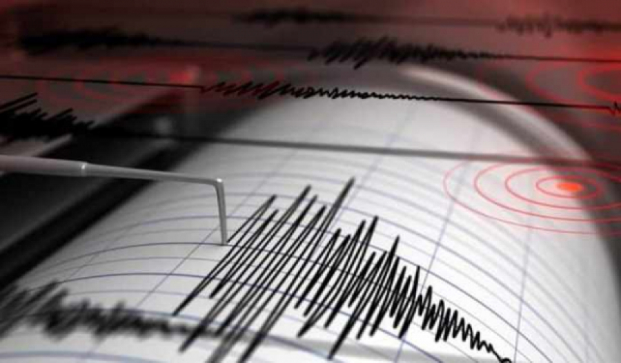 Землетрясение магнитудой 5,3 балла произошло в 800 км от Алматы