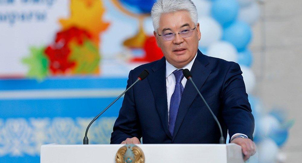 Атамкулов назначен министром иностранных дел РК