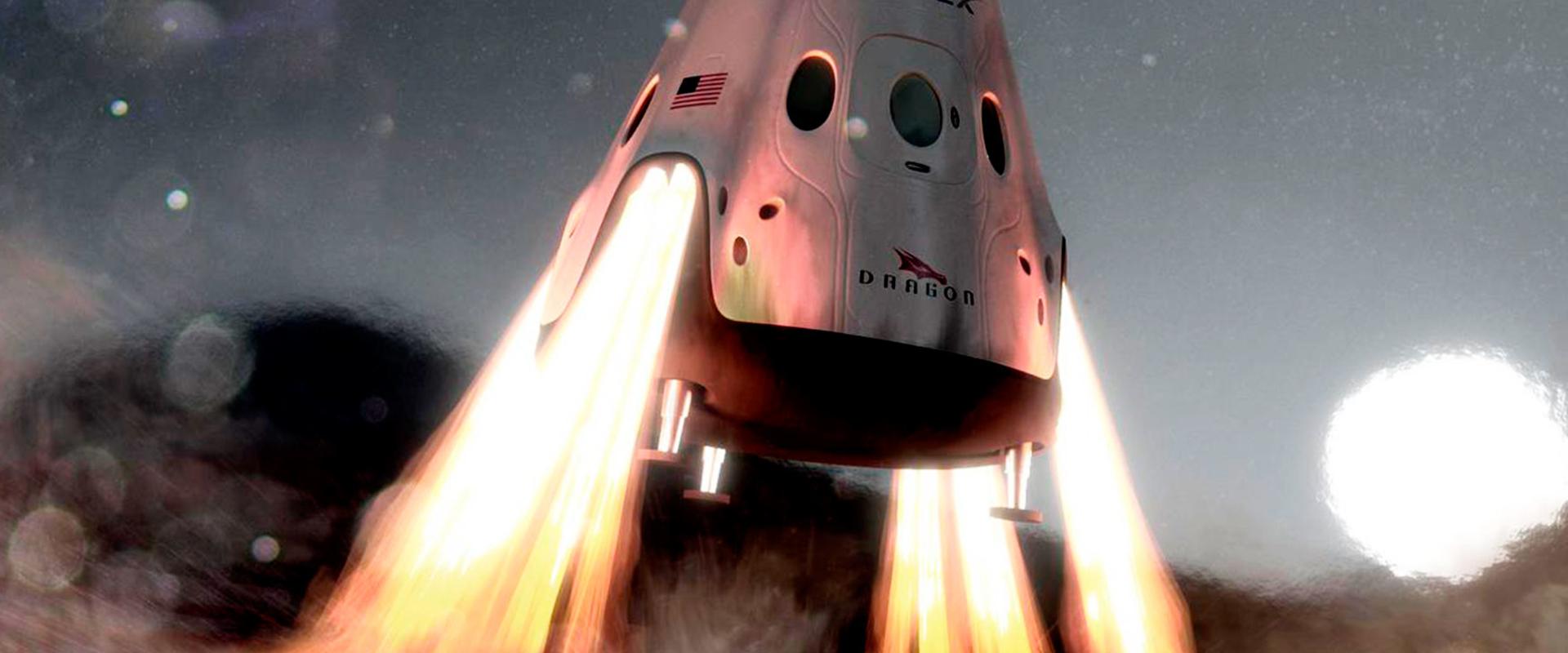 Илон Маск анонсировал полет Crew Dragon к МКС в феврале 2019 года