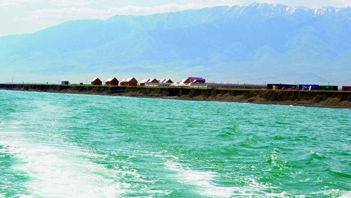 Китайские партнеры заинтересовались развитием туризма на Алаколе