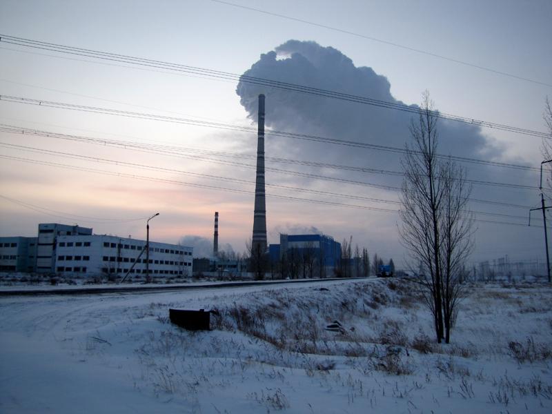 В Павлодарской области объем вредных выбросов в 2018 году вырос на 12%