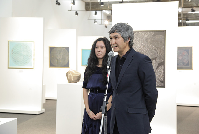 В Алматы открылась первая государственная художественная галерея «Almaty Gallery»