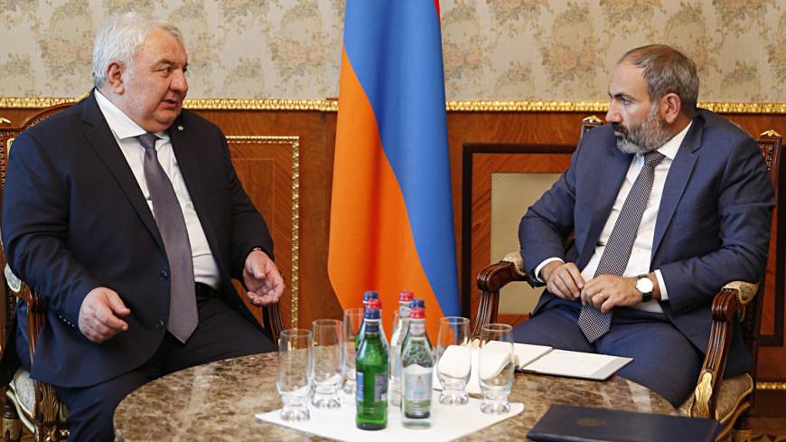 Никол Пашинян посетит с официальным визитом Казахстан
