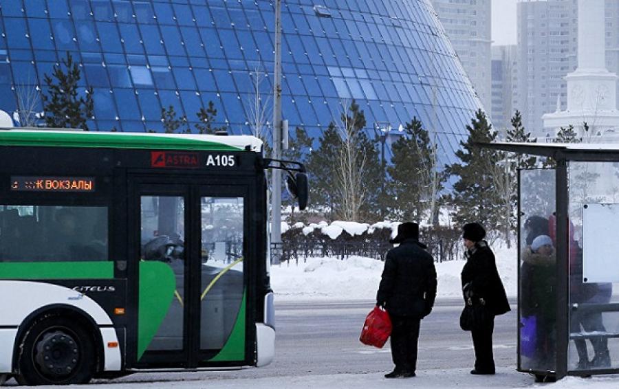 Столичный транспорт переходит на усиленный режим работы в новогодние праздники