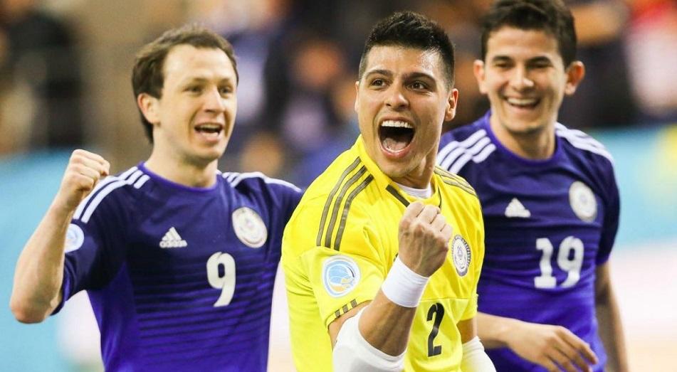 Игита в третий раз признан лучшим вратарём мира по версии UMBRO Futsal Awards