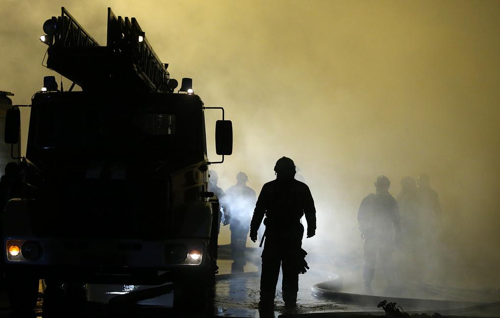 В Соликамске пожар на шахте «Уралкалия», где погибло 9 горняков, потушили
