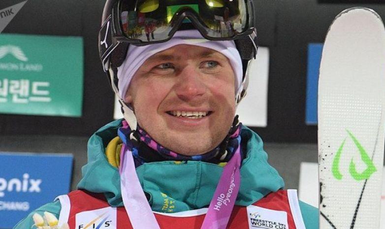 Дмитрий Рейхерд стал бронзовым призёром на этапе Кубка мира по фристайл-могулу