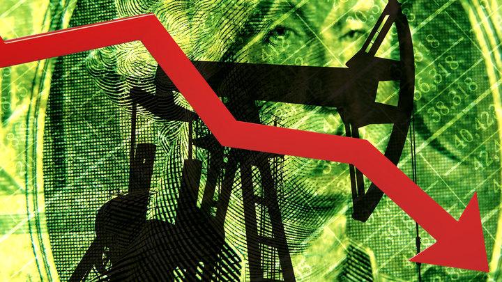 Нефть марки Brent впервые с сентября 2017 года упала ниже $55 за баррель