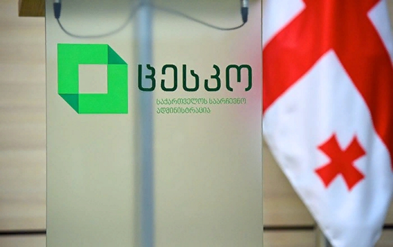 ЦИК РК утвердил наблюдателей на президентские выборы в Грузии