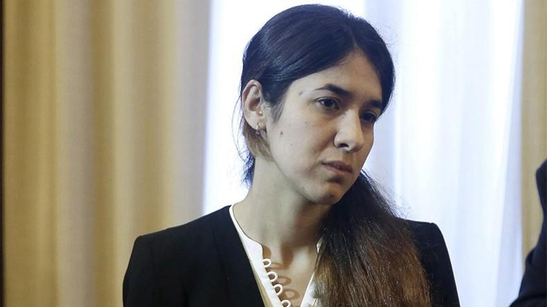 24-летняя иракская правозащитница стала лауреатом Нобелевской премии мира