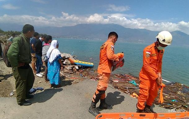 Индонезия остановит поиски жертв землетрясения 11 октября