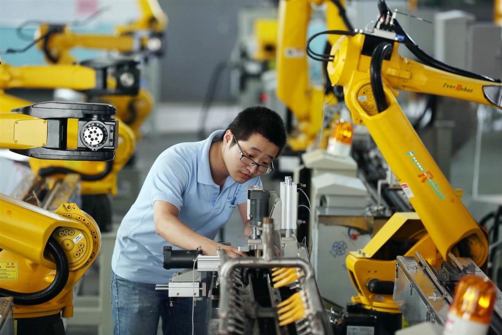 В Китае рынок робототехники к 2020 году может достичь 14 млрд долларов