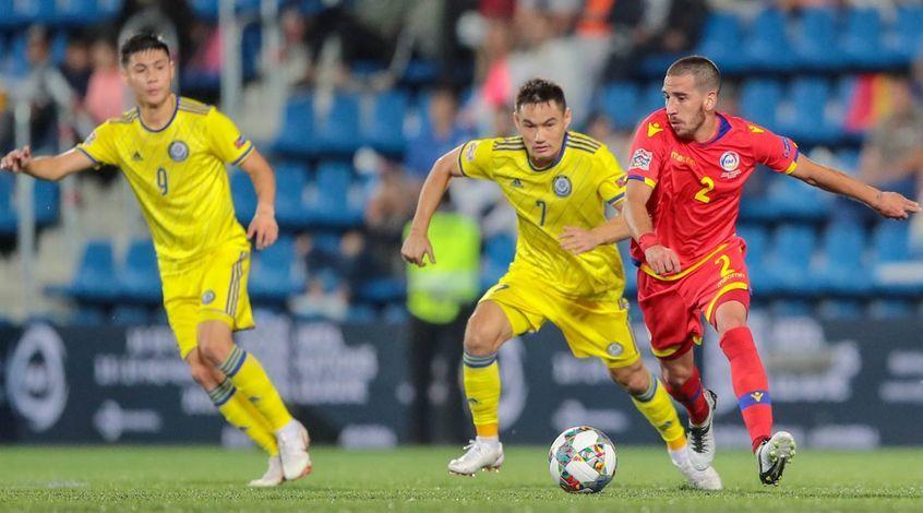 Сборная Казахстана по футболу узнала соперников на Евро-2020