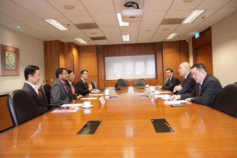Сингапурский MAS и МФЦА договорились о сотрудничестве в области FinTech