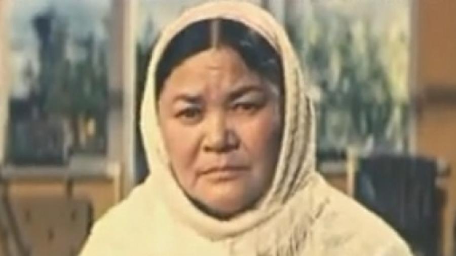 ЮНЕСКО отметит 100-летний юбилей народной артистки Казахстана Амины Умурзаковой