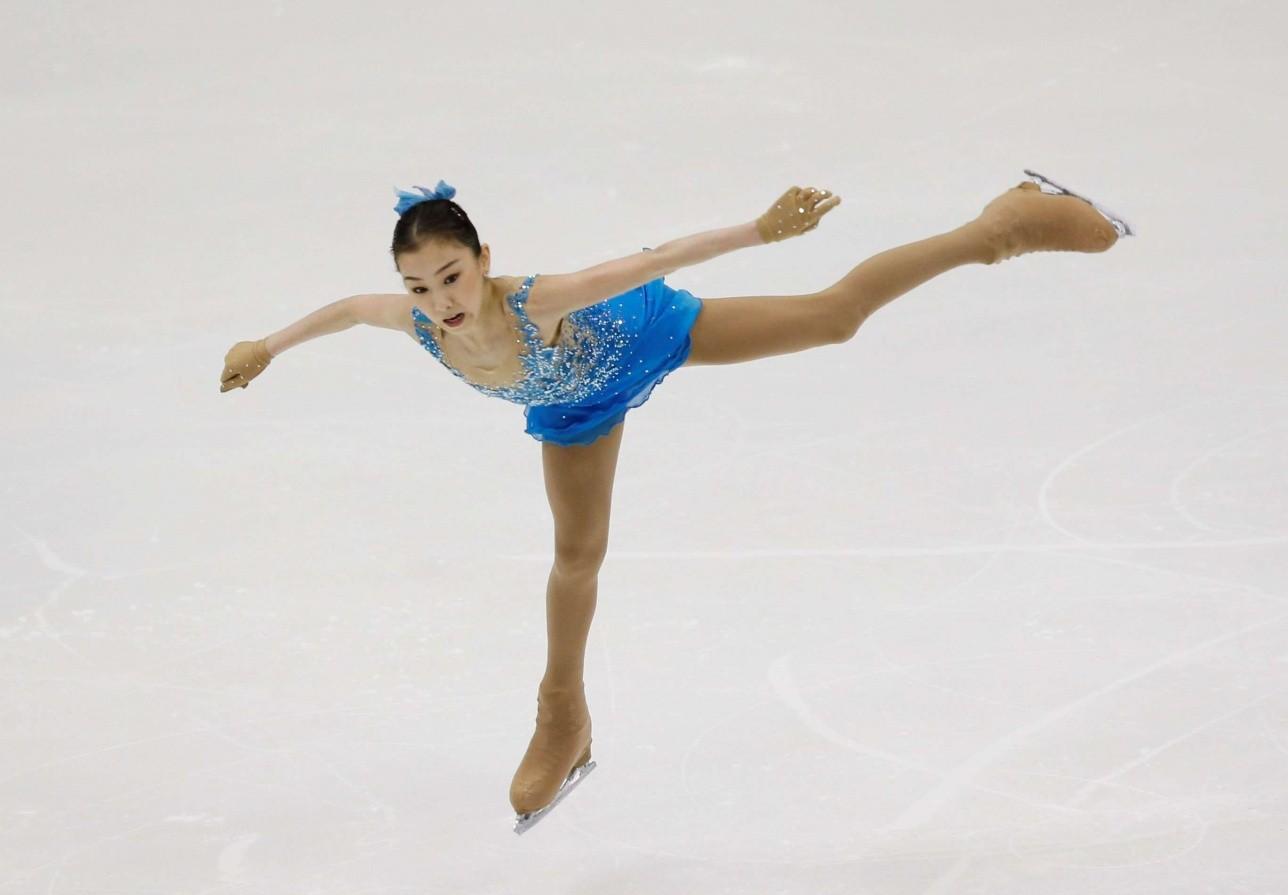 Турсынбаева вошла в топ-6 на этапе Гран-при в Москве