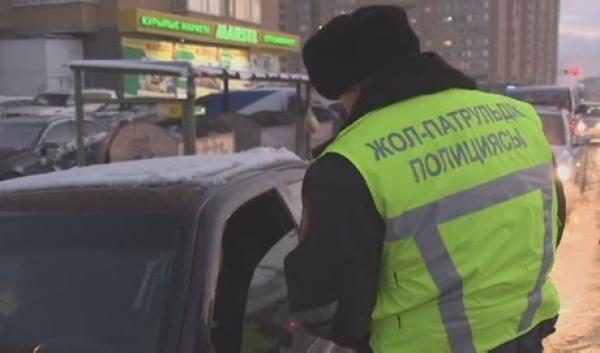Операцию «Пьяный водитель - преступник» объявили полицейские Астаны
