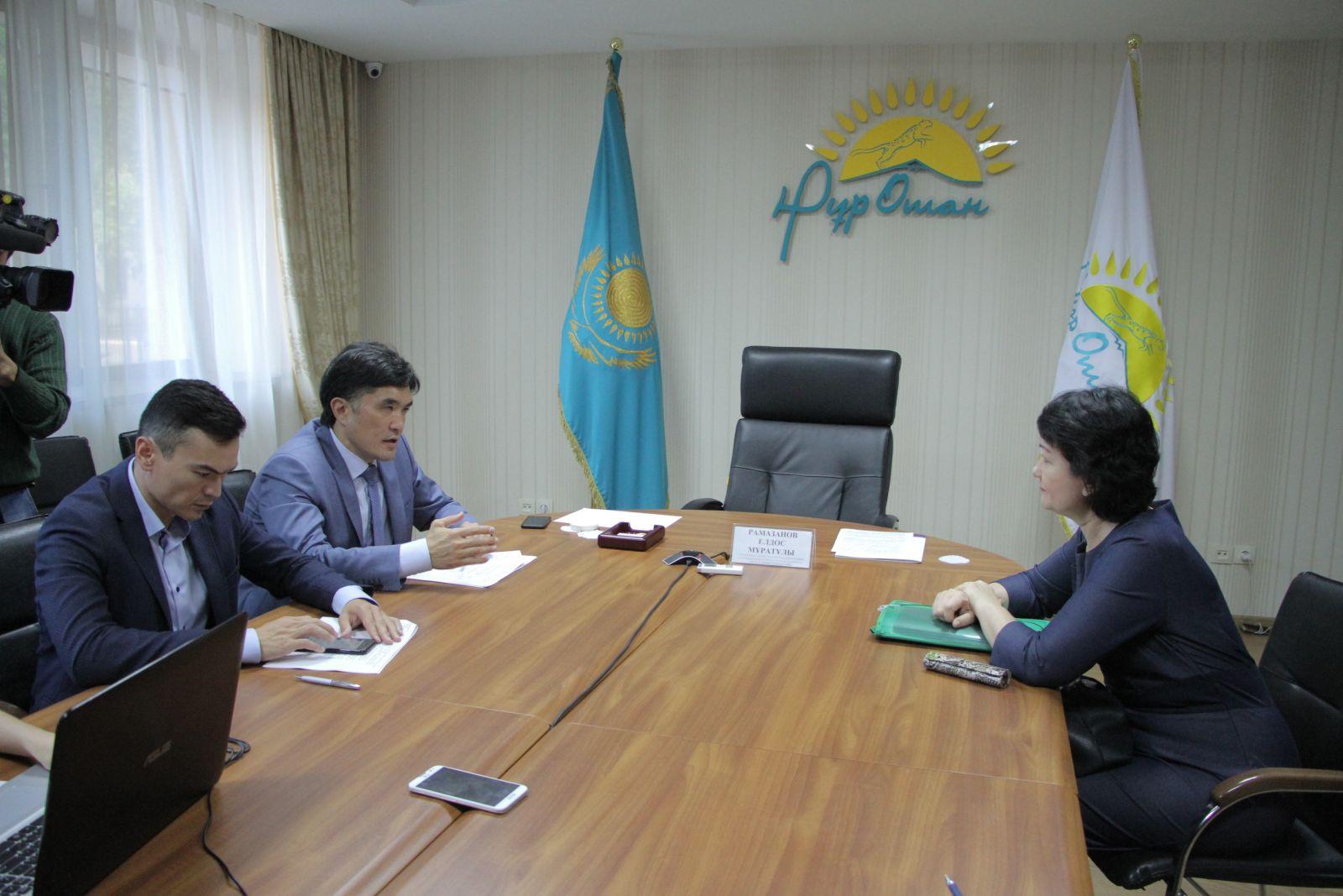 Казахстанцы смогут жаловаться на монополистов через общественные приемные МНЭ