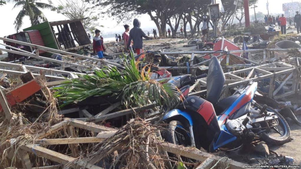 Казахстанцев среди погибших в результате землетрясения в Индонезии нет - МИД РК