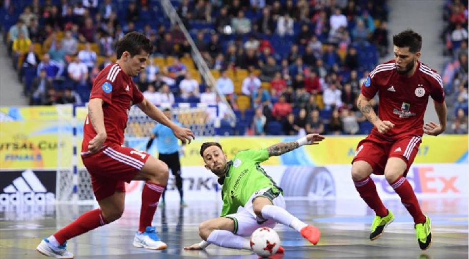 «Кайрат» в девятый раз вышел в европейский финал четырех