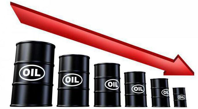 Нефть марки Brent подешевела на 32% за последние семь недель
