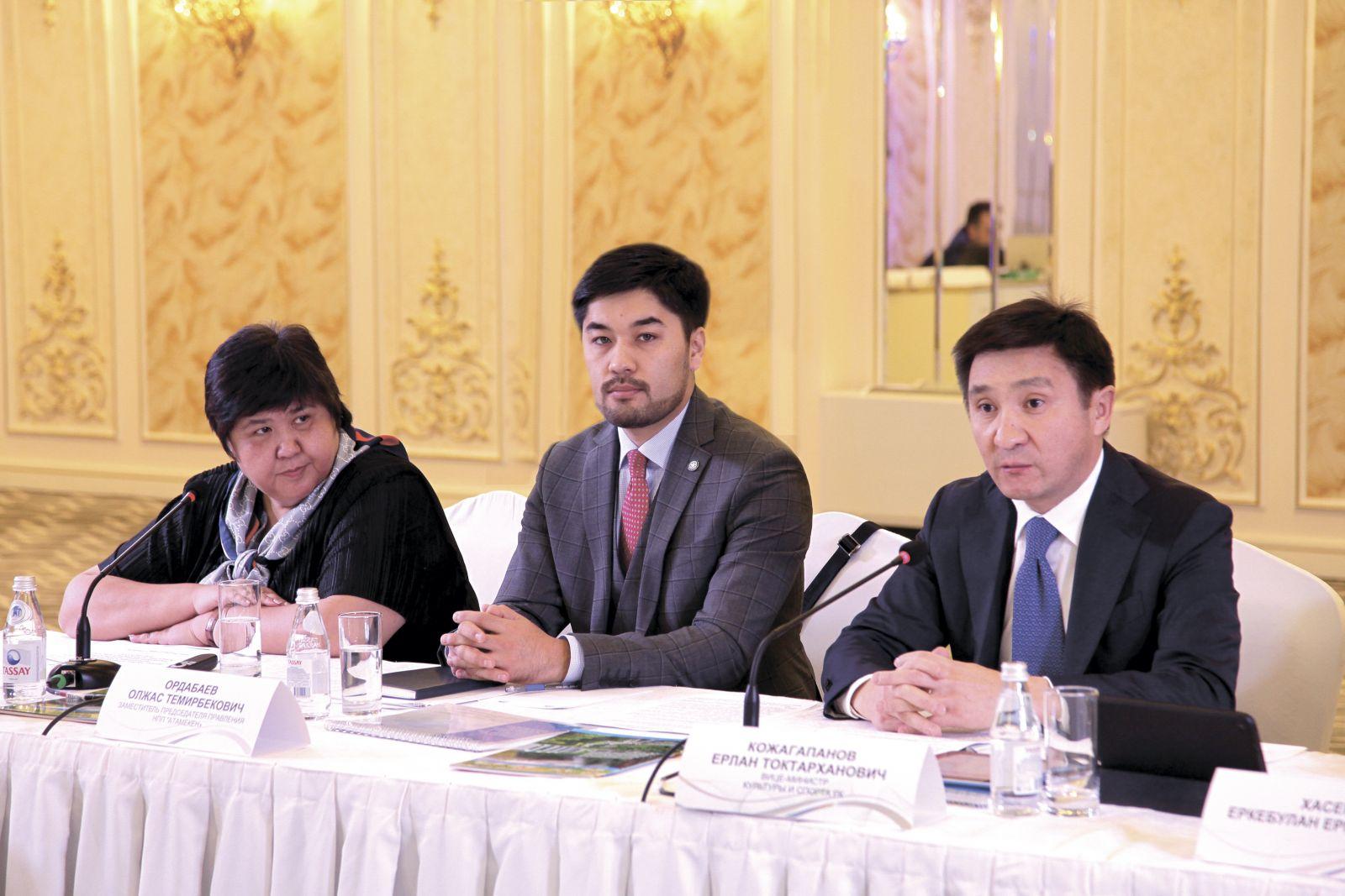 Зампред НПП: «Госпрограмма туризма должна ориентироваться на МСБ»