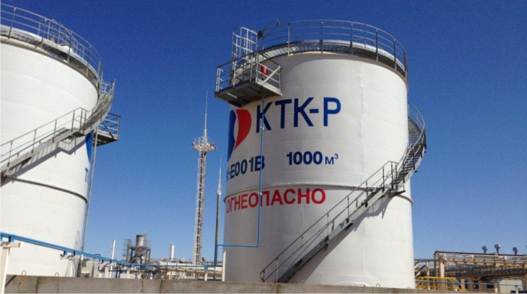 КТК за 9 месяцев увеличил прокачку нефти на 11,4%, до 44,9 млн тонн